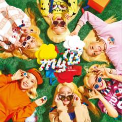 myB 2nd Single  - myB