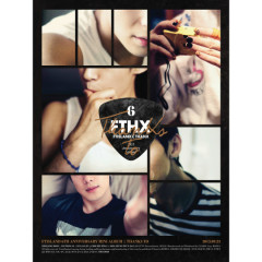THANKS TO (6th Anniversary Mini Album) - FT Island