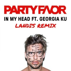 In My Head (Landis Remix) (Single)