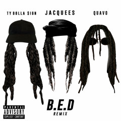 B.E.D. (Remix) (Single) - Jacquees