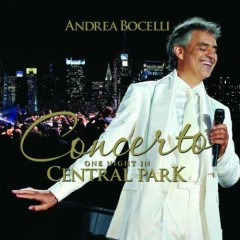 Concerto One Night In Central Park