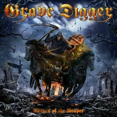 Return Of The Reaper (CD1) - Grave Digger
