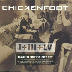 Chickenfoot III (Limited Edition Box Set) - Chickenfoot