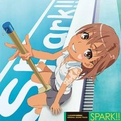 Toaru Kagaku no Railgun OST 01 - Spark!! - Maiko Iuchi