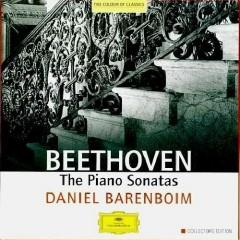Ludvig Van Beethoven - The Piano Sonatas CD3 - Daniel Barenboim