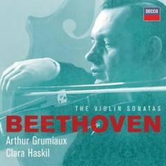 Beethoven Violin Sonatas CD 1 - Clara Haskil,Arthur Grumiaux