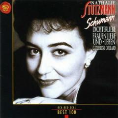 RCA Best 100 CD 43 Nakamichi - Schumann Carnaval Kinderszenen CD 1 - Nathalie Stutzmann