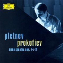 Prokofiev Piano Sonatas No. 2, 7 & 8