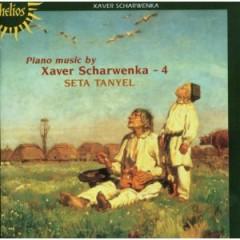 Xaver Scharwenka, Seta Tanyel – Piano Music Vol 4 No. 3 - Seta Tanyel