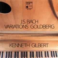Bach - Goldberg Variations  - Kenneth Gilbert