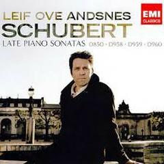 Schubert - Late Piano Sonatas CD 2