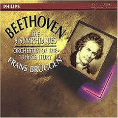 Beethoven - The 9 Symphonies CD 5