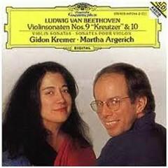 Beethoven - Violinsonaten Nos. 9 & 10 - Martha Argerich,Gidon Kremer