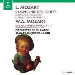 Mozart - Symphonie Des Jouets (No. 1) - Jean François Paillard,Various Artists
