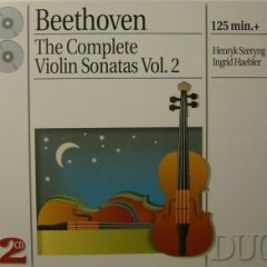 Beethoven - The Complete Violin Sonatas, Vol. 2 CD 2 - Henryk Szeryng,Ingrid Haebler