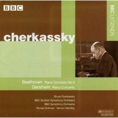 Beethoven, Gershwin - Piano Concertos - Shura Cherkassky