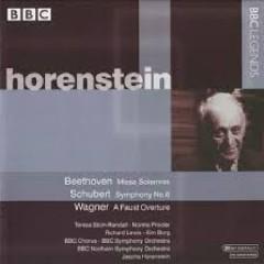 Beethoven - Missa Solemnis; Schubert: Symphony No. 8; Wagner - A Faust Overture CD 2 - Jascha Horenstein