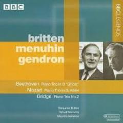 Beethoven, Mozart, Bridge - Piano Trios - Benjamin Britten,Maurice Gendron,Yehudi Menuhin