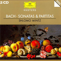 Bach - Sonatas & Partitas CD 2 - Shlomo Mintz
