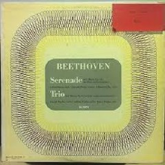 Beethoven - Trio, Op. 9, No. 3