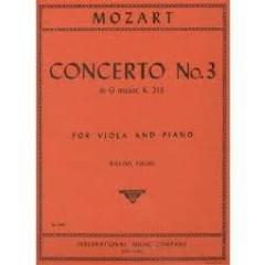Mozart - Violin Concerto No. 3