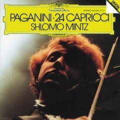 Paganini - 24 Capricci (No. 1) - Shlomo Mintz