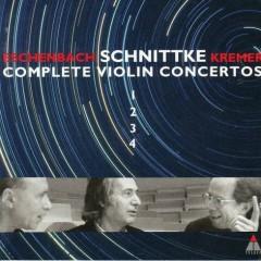 Schnittke - Complete Violin Concertos CD 1