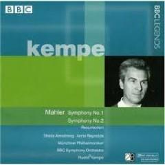 Mahler - Symphonies Nos 1 & 2 Disc 2