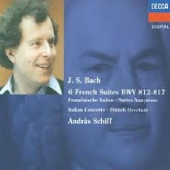 Bach - The Six French Suites CD 1 (No. 2)