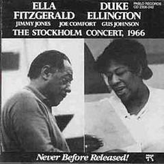 The Stockholm Concert, 1966 - Ella Fitzgerald,Duke Ellington