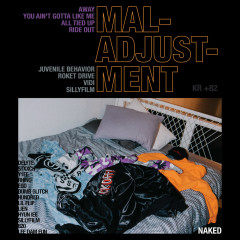Maladjustment Ep (Mini Album) - Naked