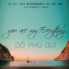 You Are My Everything (Vietnamese Cover) - Đỗ Phú Quí