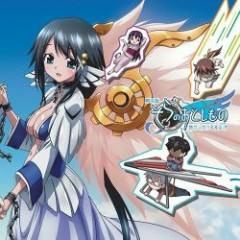 Gekijouban Sora no Otoshimono Tokei Jikake no Angeloid OST Tokei Jikake no Ongakushuu CD3