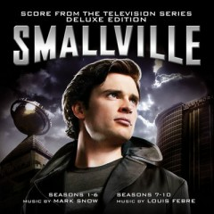 Smallville (The Deluxe) OST - CD3