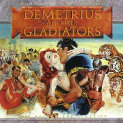 Demetrius And The Gladiators OST (P.2) - Franz Waxman
