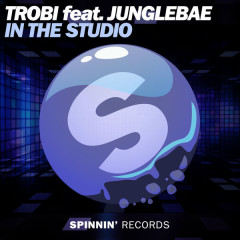 In The Studio (Single) - Trobi, Junglebae