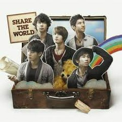 Share The World & We Are!  - TVXQ
