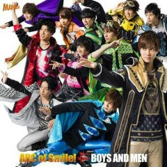 ARC of Smile! - BOYS AND MEN