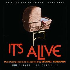 It's Alive OST (P.1) - Bernard Herrmann