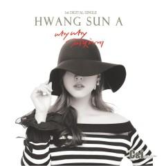 1st Digital Single - Hwang Sun A