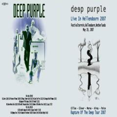 Live In Hellendoorn (Hellendoorn Netherlands) (CD2) - Deep Purple