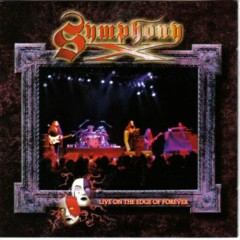 Live On The Edge Of Forever (CD1) - Symphony X