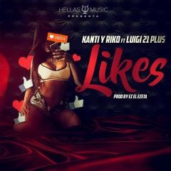 Likes (Single) - Kanti Y Riko, Luigi 21 Plus