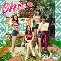 Chu (Mini Album) - A-Daily