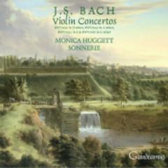 Bach Violin Concerto - Monica Huggett