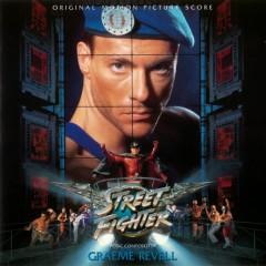 Street Fighter  - Graeme Revell OST (P.2)