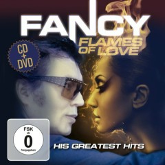 Flames Of Love His Greatest Hits (CD1) - Fancy