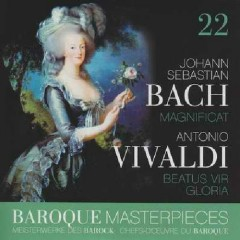 Baroque Masterpieces CD 22 - Bach & Vivaldi (No. 1) - Helmuth Rilling
