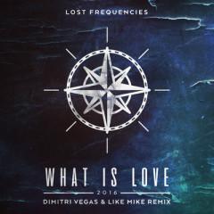 What Is Love 2016 (Dimitri Vegas & Like Mike Remix) (Single)