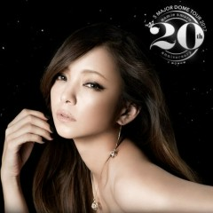 namie amuro 5 Major Domes Tour 2012 -20th Anniversary Best- (CD1)